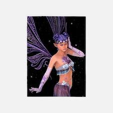 Purple Fairy 5'x7'Area Rug