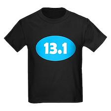 Sky Blue 13.1 Oval T-Shirt