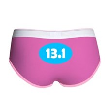Sky Blue 13.1 Oval Women's Boy Brief