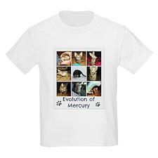 Evolution of Mercury T-Shirt