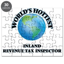 World's Hottest Inland Revenue Tax Inspecto Puzzle