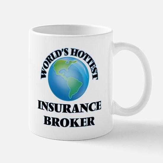 World's Hottest Insurance Broker Mugs