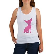 Pink Chihuahua - Women's Tank Top