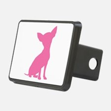 Pink Chihuahua - Hitch Cover