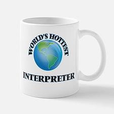 World's Hottest Interpreter Mugs