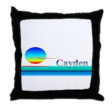Cayden Throw Pillow