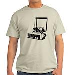 Retro Record Player Light T-Shirt