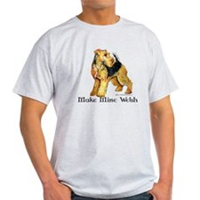 Welsh Terrier Profile T-Shirt