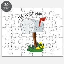 Mr, Post Man Puzzle
