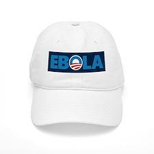 Obama Ebola Baseball Baseball Cap