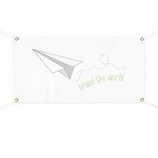 Travel the World Banner