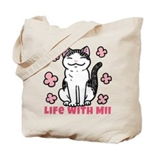 """Smile"" Tote Bag"