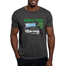 """Break time"" T-Shirt"