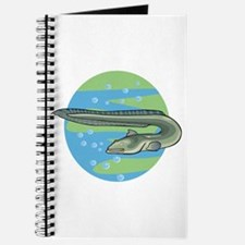 Swimming Eel Design Journal