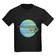 Swimming Eel Design T