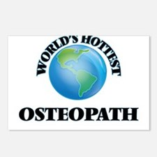 World's Hottest Osteopath Postcards (Package of 8)