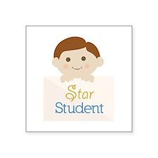 Star Student Sticker