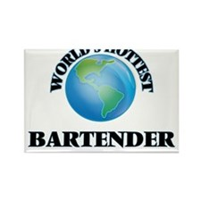 World's Hottest Bartender Magnets