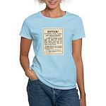 Las Vegas Vigilantes Women's Light T-Shirt