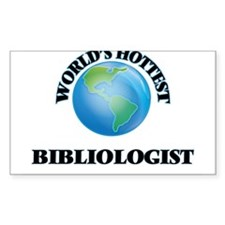 World's Hottest Bibliologist Decal