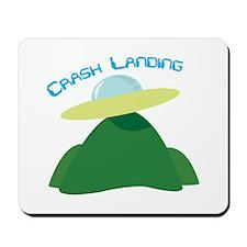 Crash Landing Mousepad