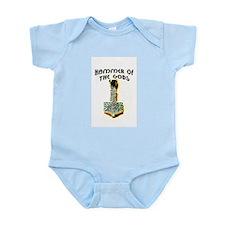 HAMMER OF THE GODS Infant Bodysuit