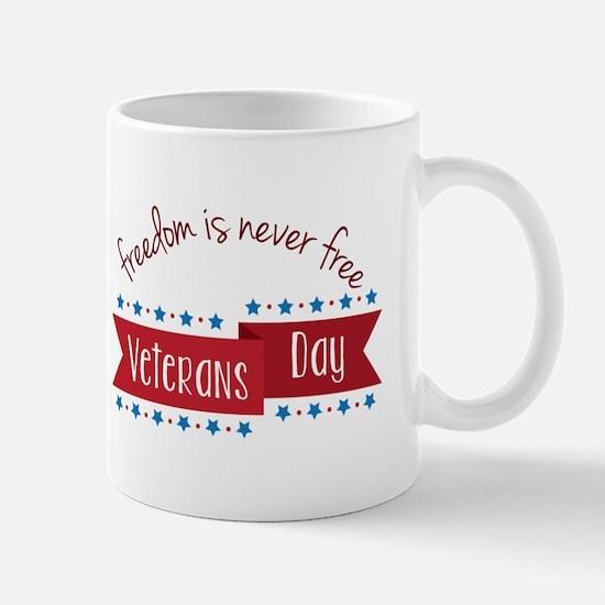 Freedom Veterans Mugs
