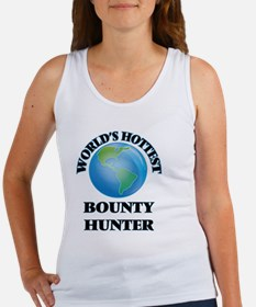 World's Hottest Bounty Hunter Tank Top