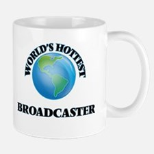 World's Hottest Broadcaster Mugs