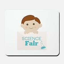 Science Fair Mousepad