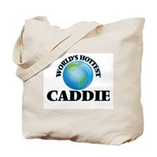 World's Hottest Caddie Tote Bag