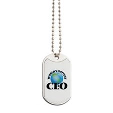 World's Hottest Ceo Dog Tags