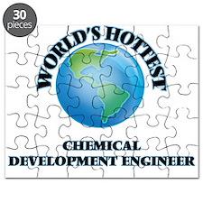 World's Hottest Chemical Development Engine Puzzle