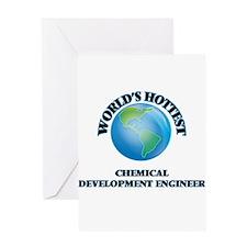 World's Hottest Chemical Developmen Greeting Cards