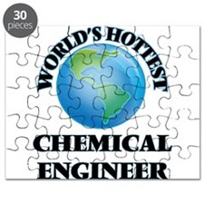 World's Hottest Chemical Engineer Puzzle