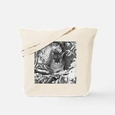 Cougar Design Tote Bag
