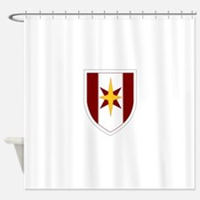 44th Medical.png Shower Curtain