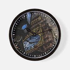 Tower Big Ben London Wall Clock