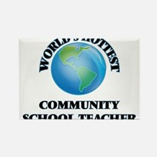 World's Hottest Community School Teacher Magnets