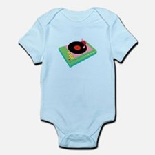Record Player Body Suit