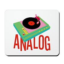 Analog Mousepad