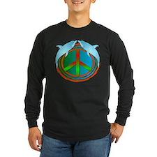 Dolphin Peace T