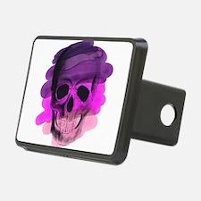 Purple Skull Hitch Cover