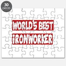 World's Best Ironworker Puzzle