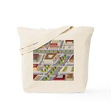 311retro Tote Bag