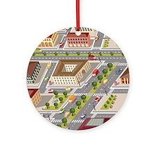 311retro Ornament (Round)