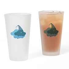 Sleepy Cloud Drinking Glass