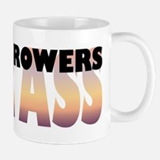 Grape Growers Kick Ass Mug