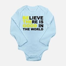 BE THE GOOD IN THE WORLD Body Suit