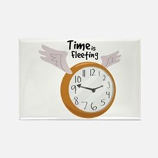 Time Is Fleeting Magnets